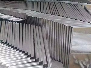 镀锌板风管半成品