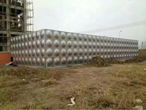 不锈钢水箱竣工