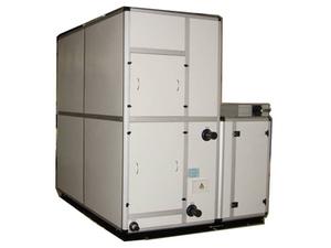 风冷冷暖式空调机组