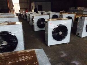 暖风机成品区